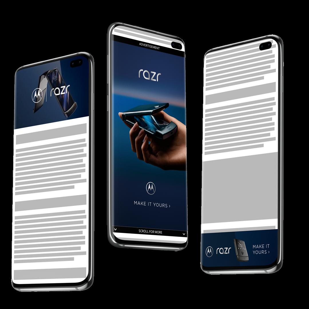 Mobile Skin, Motorola Razr